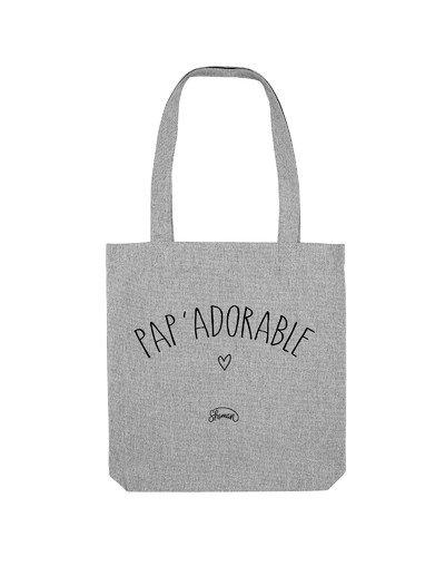 "Tote Bag ""papa'adorable"""