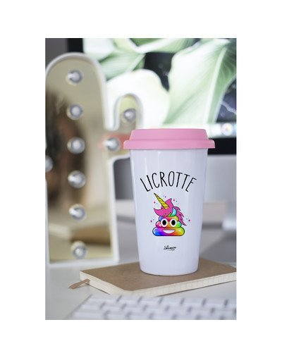 "Mugs Take Away ""Licrotte"""