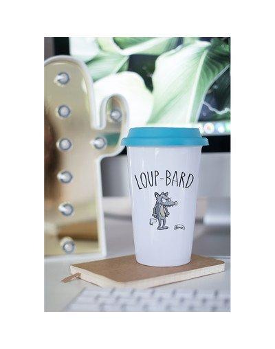 "Mugs Take Away ""Loup bard"""