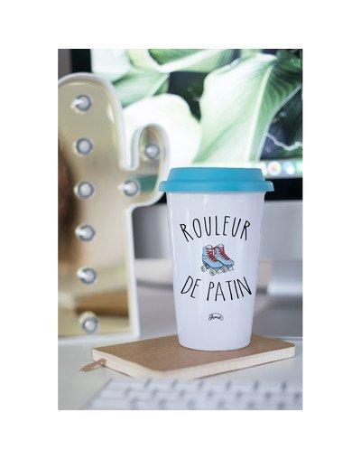 "Mugs Take Away ""Rouleur de patin"""