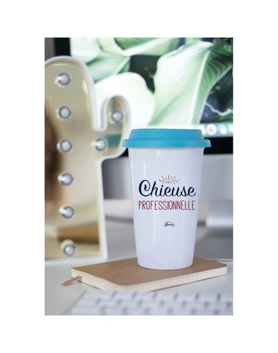 "Mugs Take Away ""Chieuse pro"""