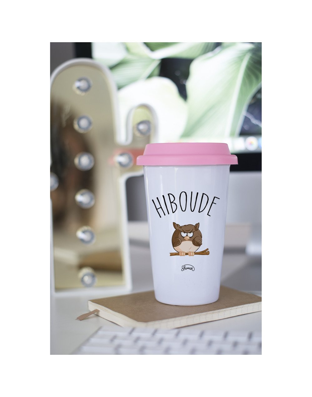 "Mugs Take Away ""Hiboude"""