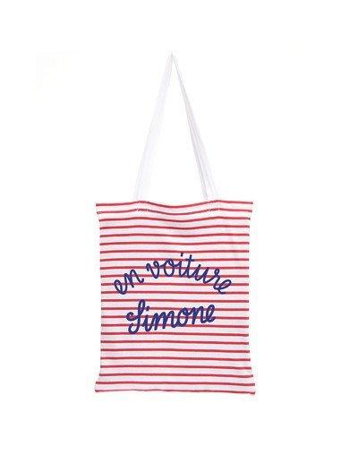 "Bag ""En voiture Simone"""