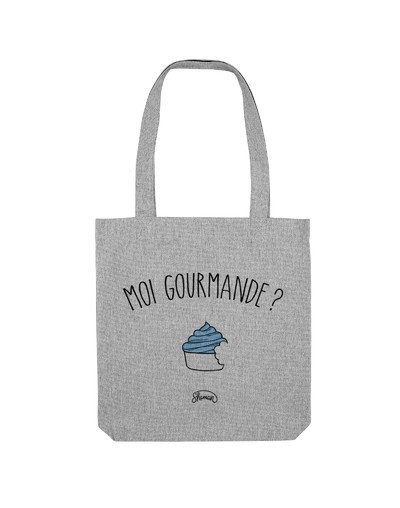 """Tote Bag """"Moi gourmande"""""""