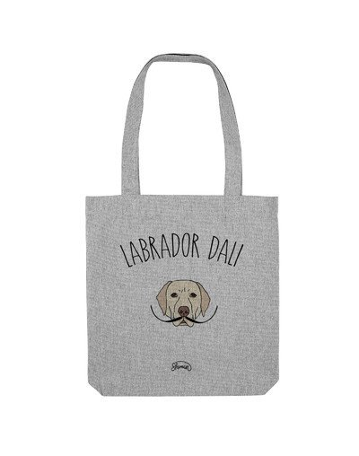 "Tote Bag ""Labrador Dali"""