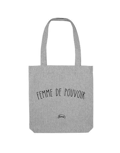 """Tote Bag """"Femme de pouvoir"""""""