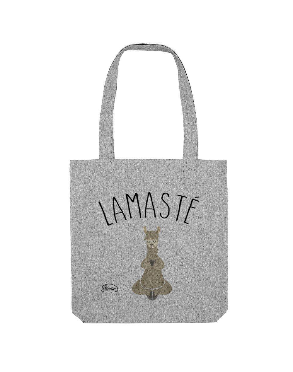 "Tote Bag ""Lamasté"""