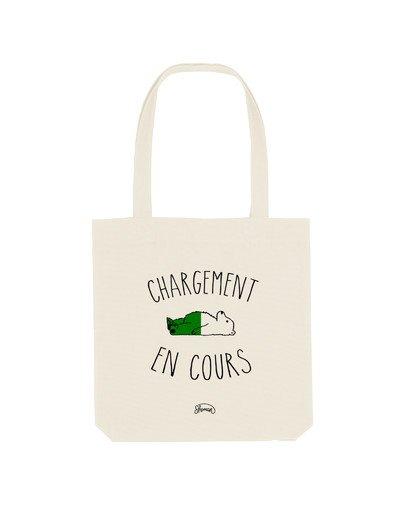 """Tote Bag """"Chargement"""""""