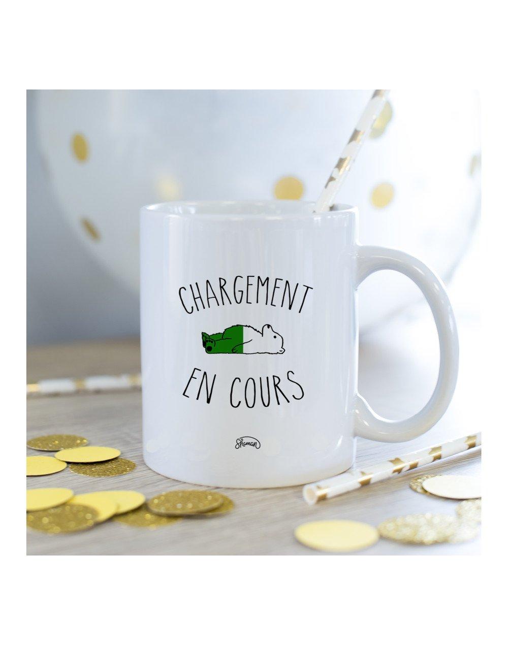 Mug Chargement