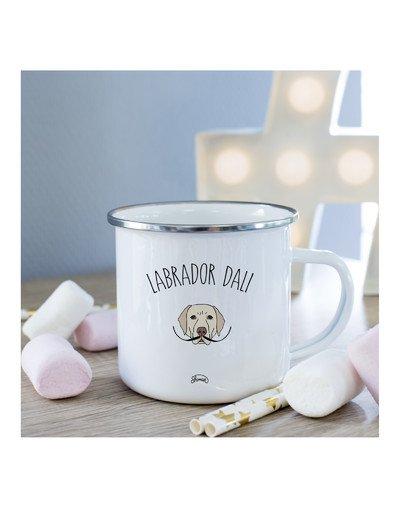 Mug Labrador Dali