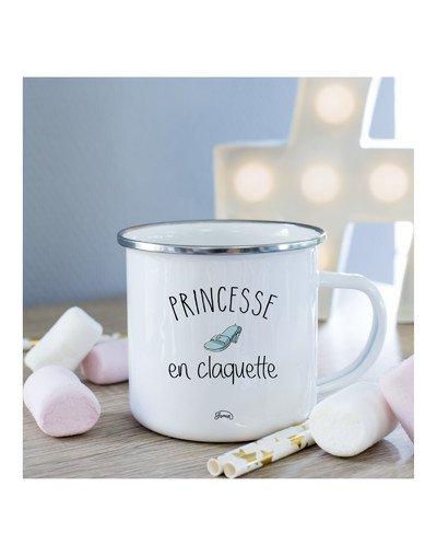 Mug Princesse claquette