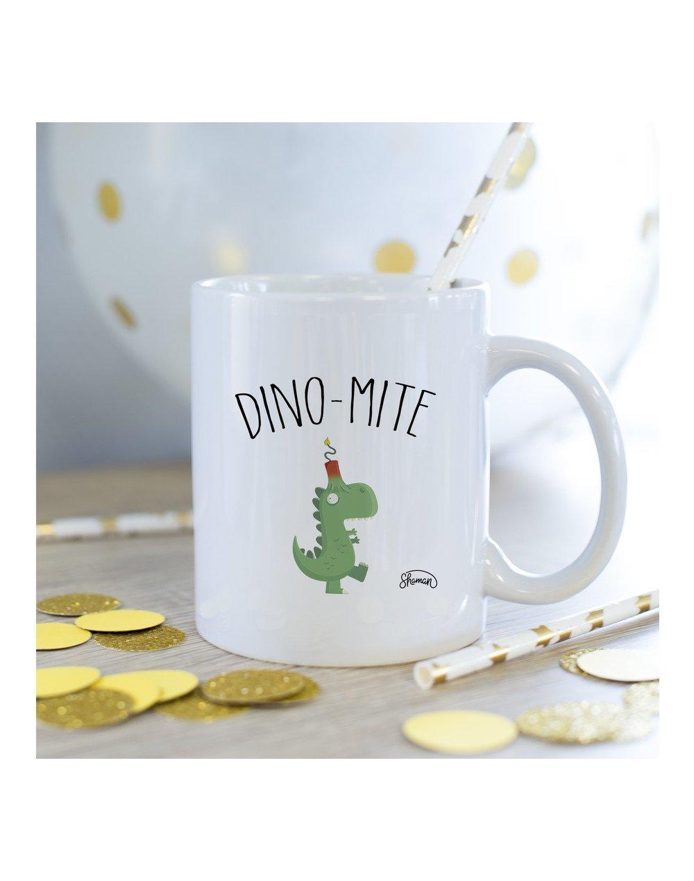 Mug Dinomite