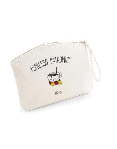 "Pochette ""Espresso patronum"""