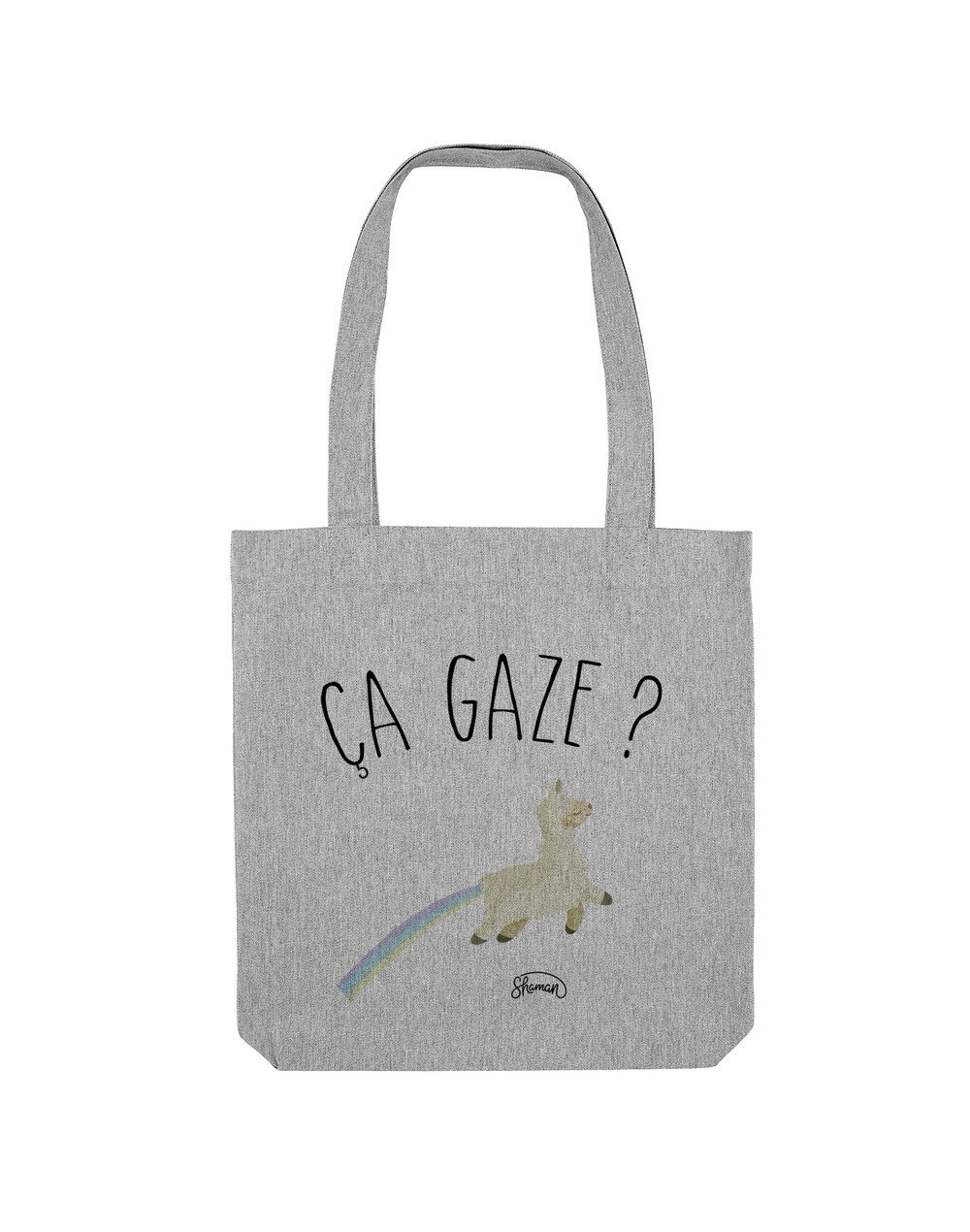 "Tote Bag ""ça gaze"""