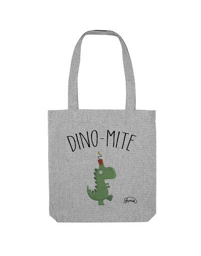 "Tote Bag ""Dinomite"""