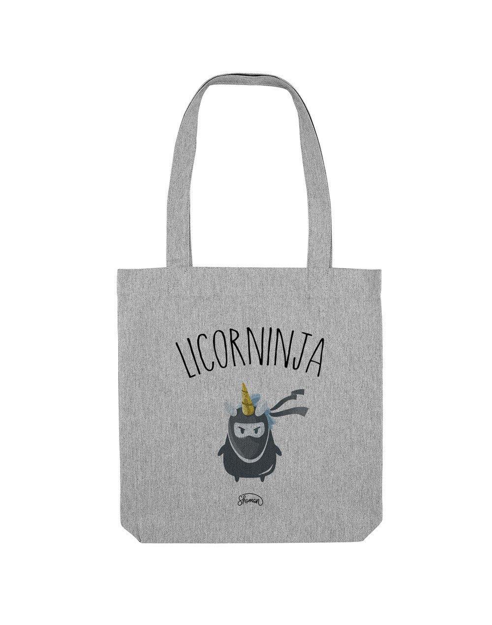 "Tote Bag ""Licorninja"""