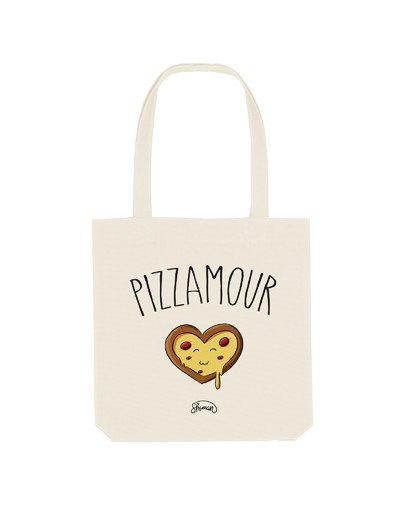 "Tote Bag ""Pizzamour"""