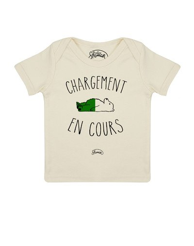 Tee shirt Chargement cours