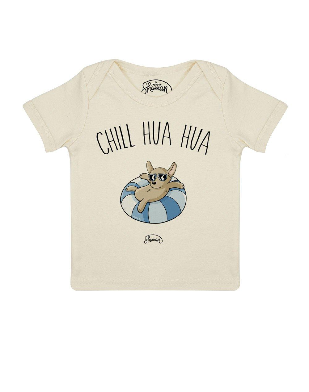 Tee shirt Chill hua hua