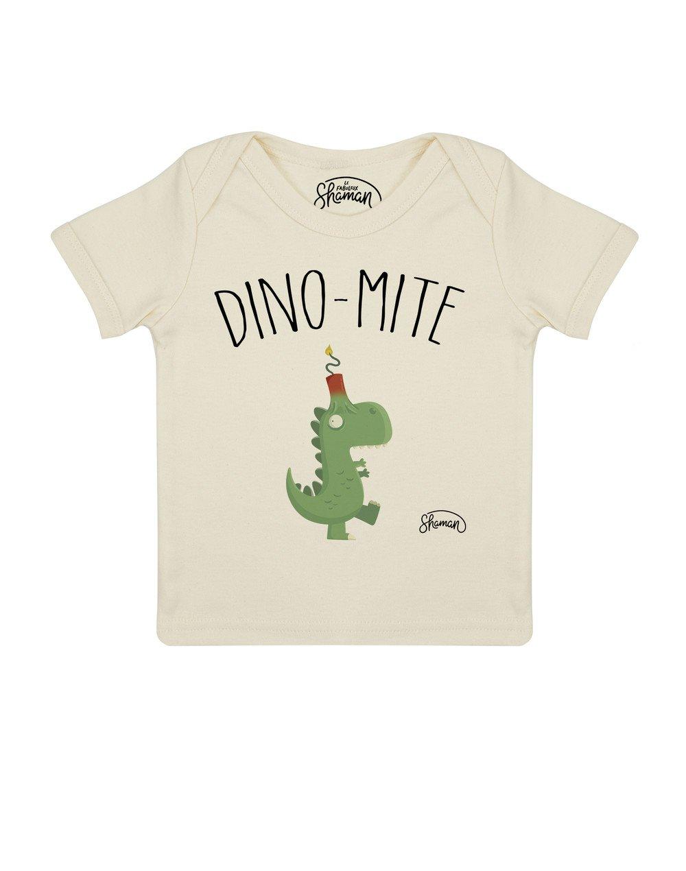Tee shirt Dinomite