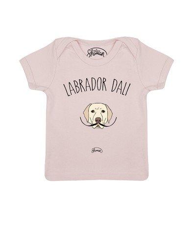 Tee shirt Labrador Dali