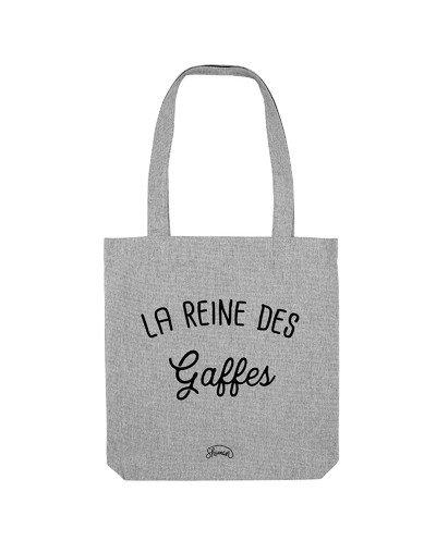 """Tote Bag """"Reine des gaffes"""""""