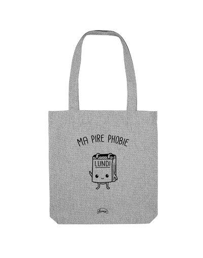 "Tote Bag ""Ma pire phobie"""
