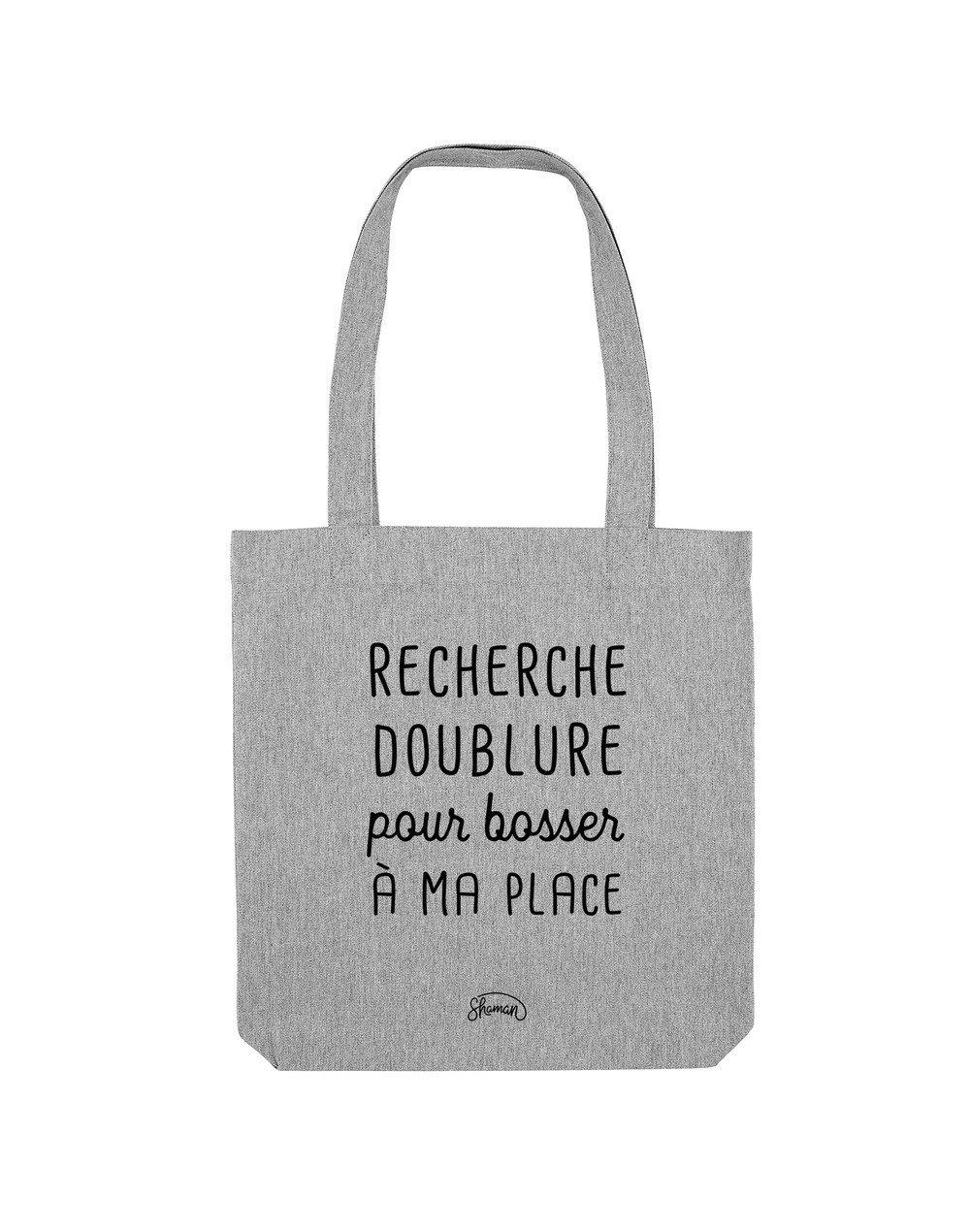 """Tote Bag """"Recherche doublure"""""""