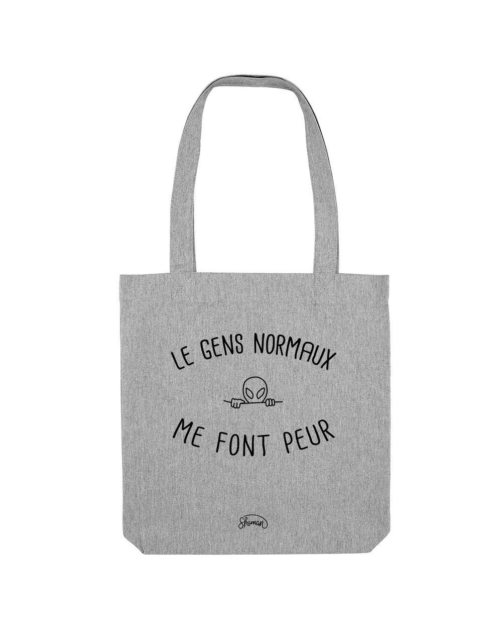 """Tote Bag """"Les gens normaux"""""""