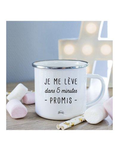 Mug 5 minutes