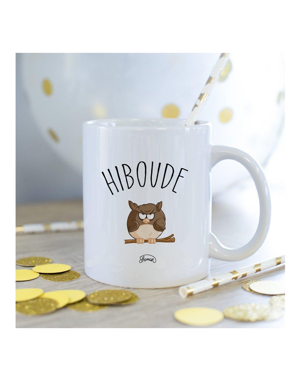 Mug Hiboude