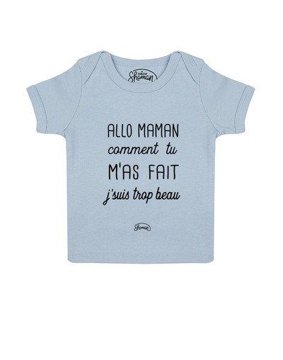 Tee shirt Allo maman