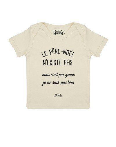 Tee shirt Le père noël