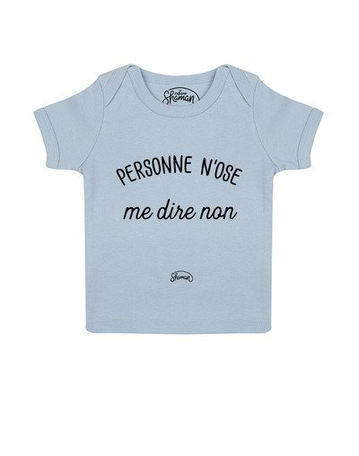 Tee shirt Personne n'ose