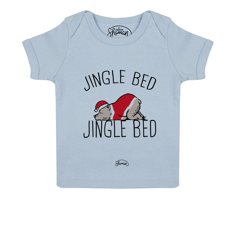 Tee shirt Jingle bed