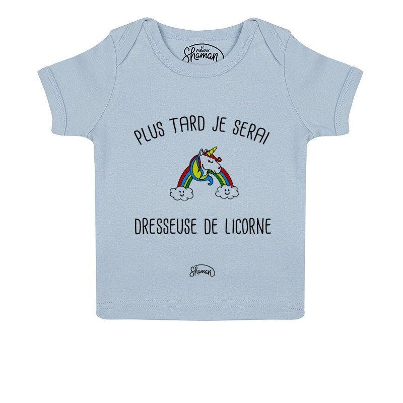 Tee shirt Dresseuse de licornes
