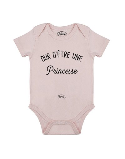 Body Être une princesse
