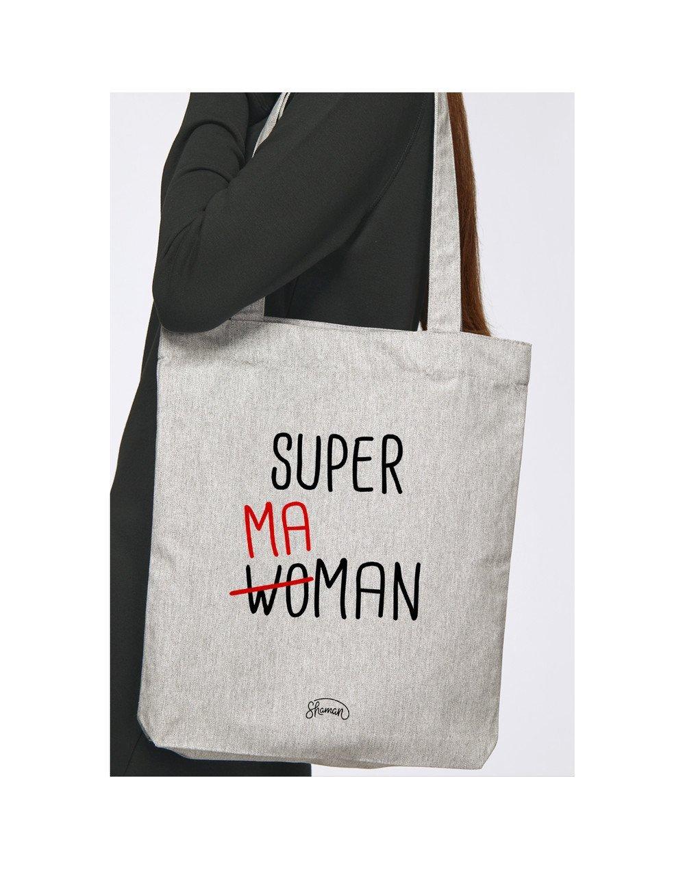 """Tote Bag """"Wo-maman"""""""