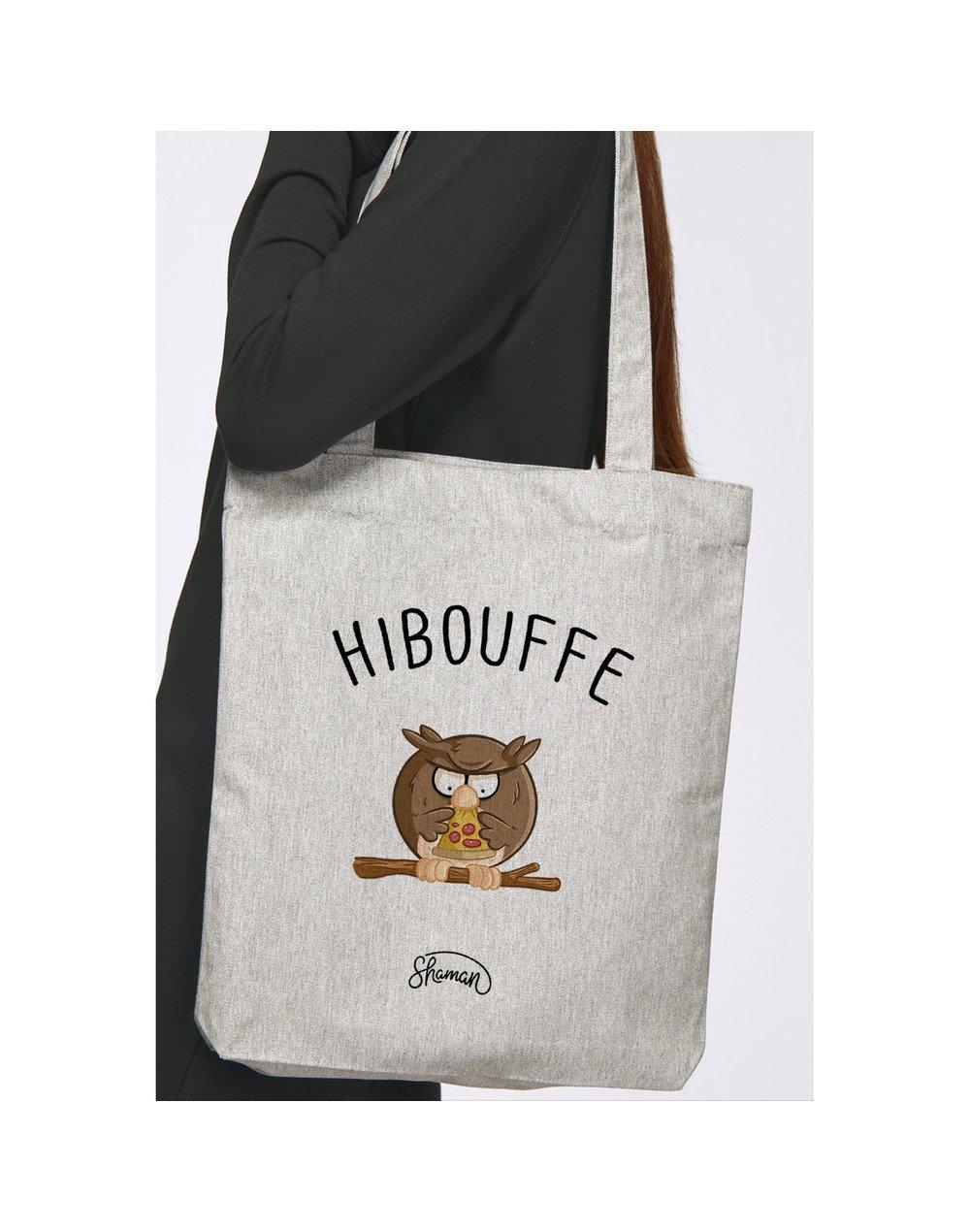"""Tote Bag """"Hibouffe"""""""