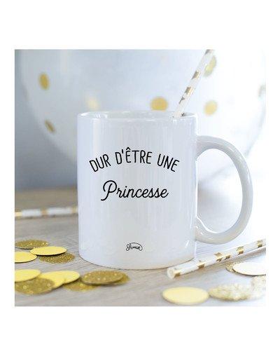 Mug Être une princesse