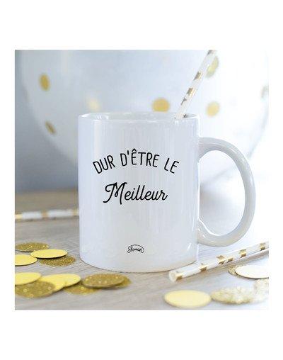 Mug Être le meilleur