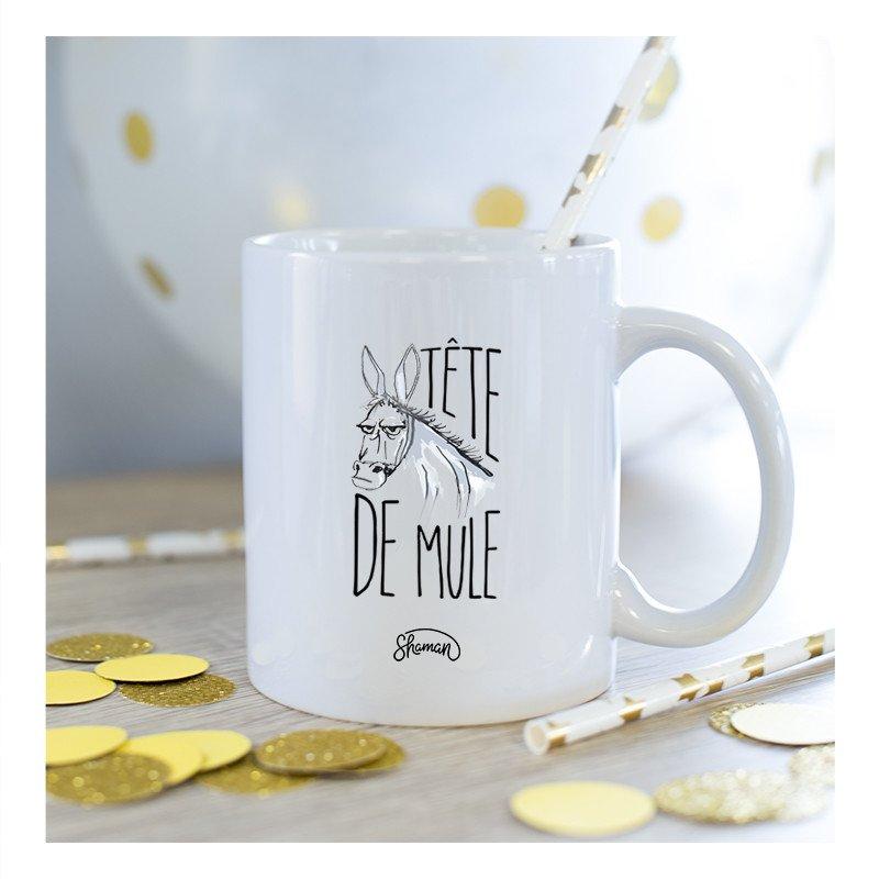 Mug Tête de Mule
