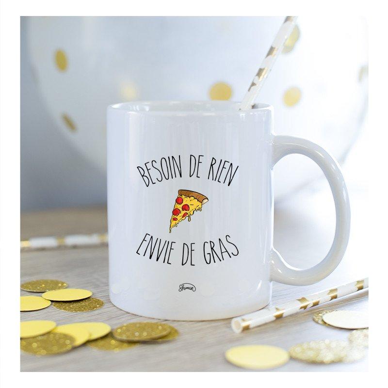 Mug Envie de gras
