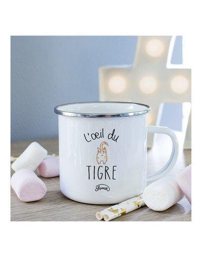 Mug L'oeil du Tigre