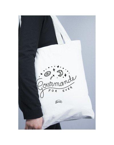 "Tote Bag ""Gourmande"""