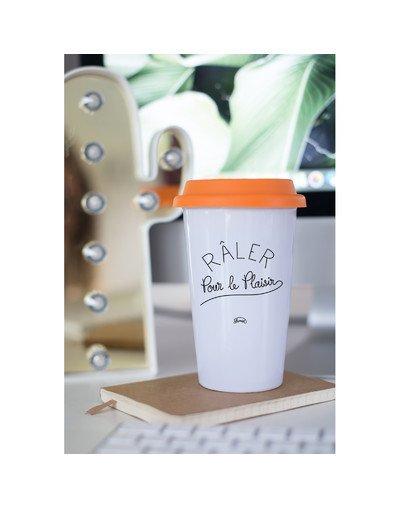 "Mugs Take away ""Râler pour le plaisir"""