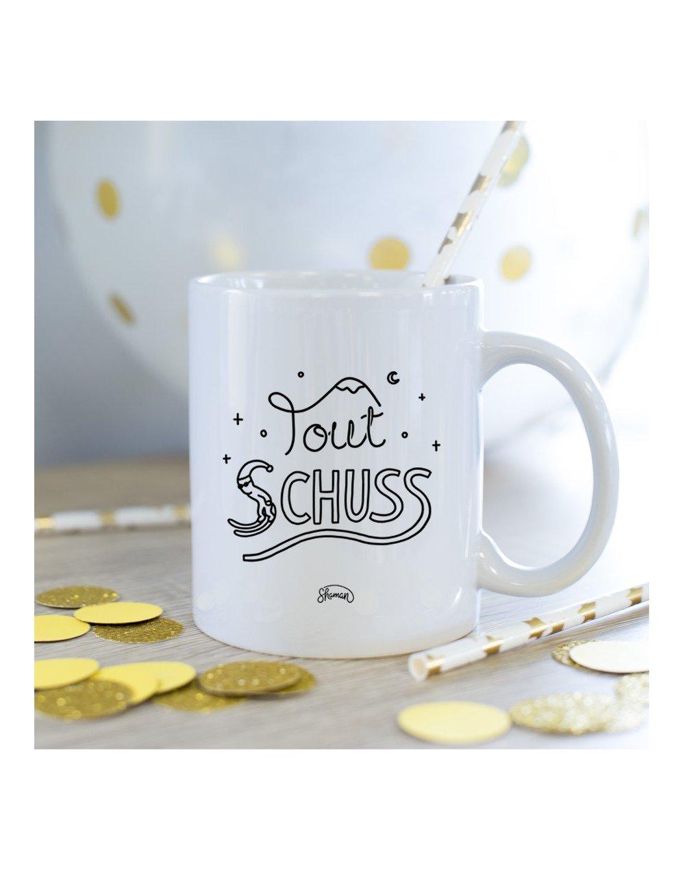 Mug Tout schuss