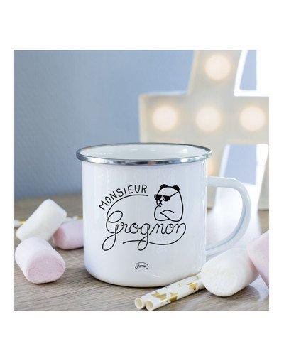 Mug Monsieur grognon