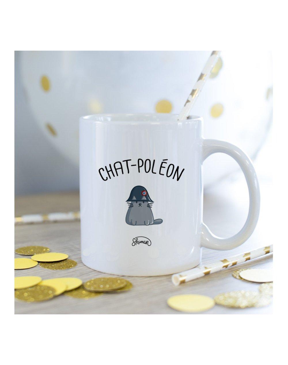 Mug Chat-Poléon