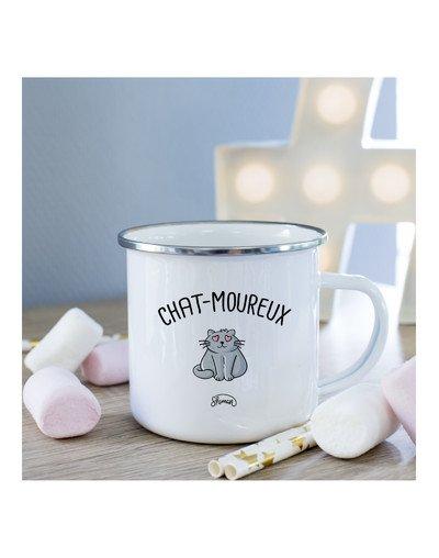Mug Chat-moureux
